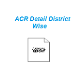 ACR Detail District Wise